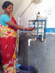 And now... Water ATMs in Slums