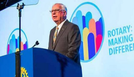 Gender imbalance a big challenge before Rotary
