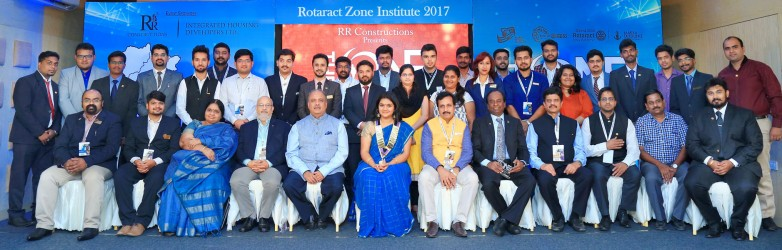 A Zone Institute for Rotaractors