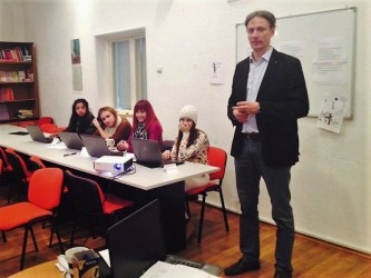 A Rotary project that makes Serbian orphans employable