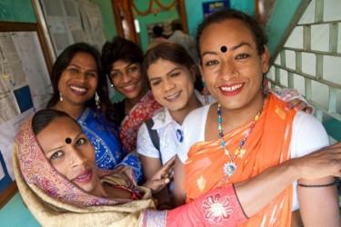 Skilling transgenders for better life