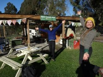 Community garden gets Rotary makeover