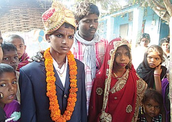 A mobile App to check child marriage in Bihar
