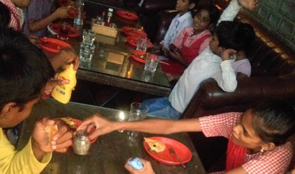 Delhi eateries tie up with NGOs to feed the poor