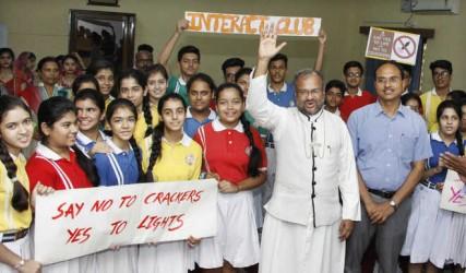 Celebrate eco-friendly Diwali, NGO tells people