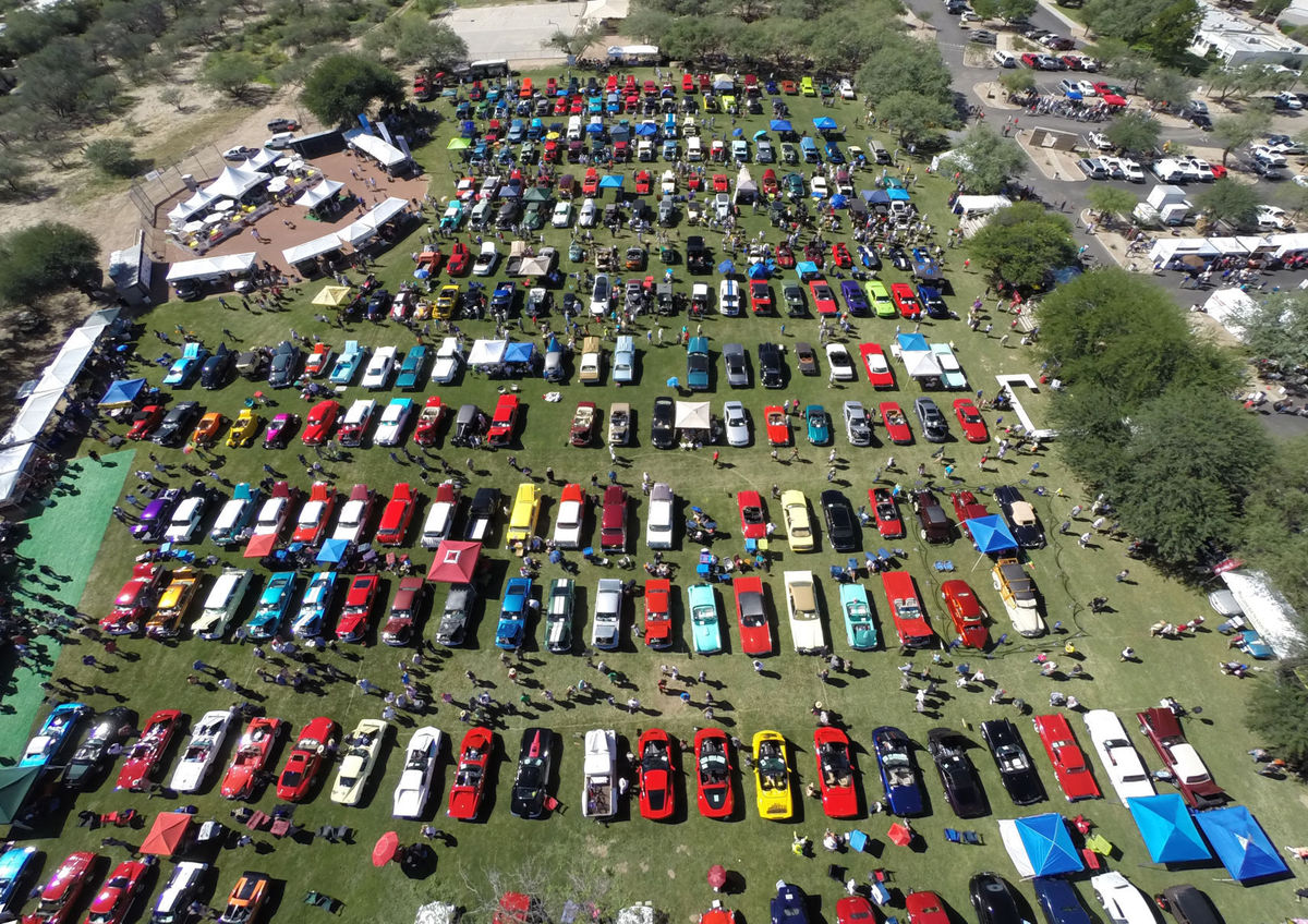 Rotarys Car Show To Benefit Tucson Charities ROTARY NEWS - Car show tucson today