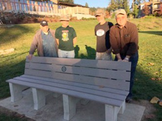 Rotary projects improve community life