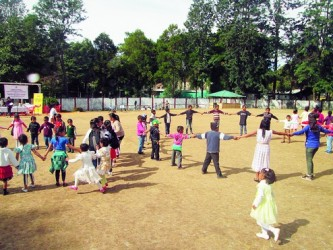 Shillong NGO provides home to poor children