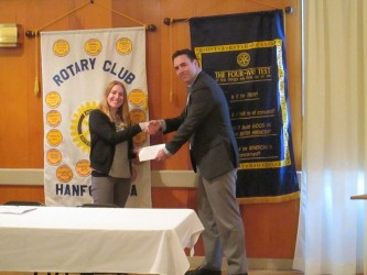 Rotary Foundation rewards community service with annual grants
