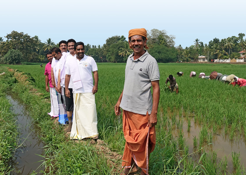 clean and green kerala Haritha keralam (green kerala), envisaged by the cpi (m)-led ldf government, will look into waste management issues in the state, along with the cleaning and restoration of water bodies.