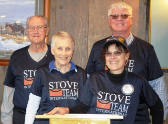 Stove project saving lives in Nicaragua