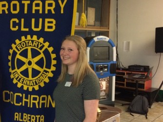 A special meet on Women in Rotary