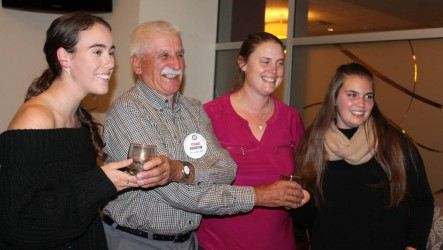 Aussie students recall their Rotary experience