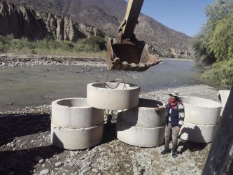 Rotary provides water to communities in Bolivia