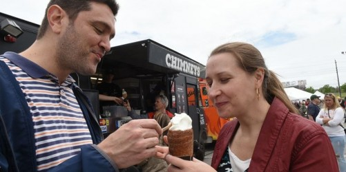 Food truck fest set to delight gourmets