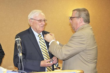 Washington Rotary marks 100 years
