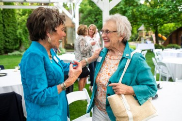 Women look back at 30 years of inclusion in Rotary