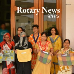 Rotary News Plus - July 2018