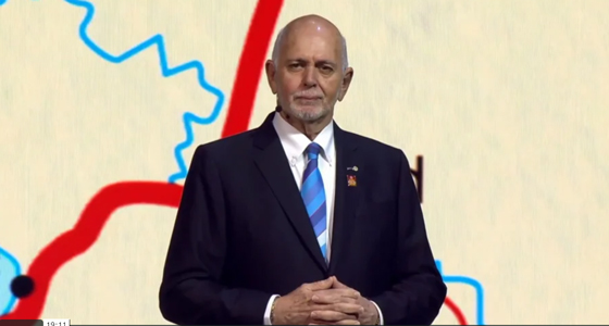 Barry Rassin, RI President-elect – Toronto Convention