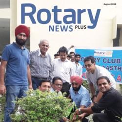 Rotary News Plus - August 2018