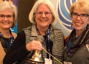 Rochester Rotary looks to women for leadership