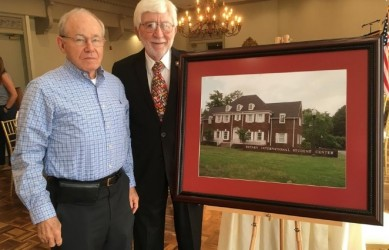 Impact of first Rotary club project still resonates