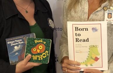 Rotary kicks off childhood literacy programme