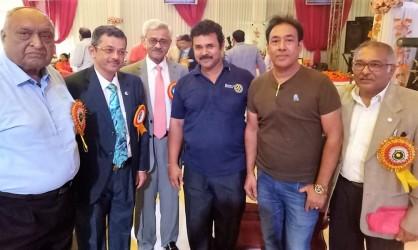 Polio, membership seminar at Moradabad