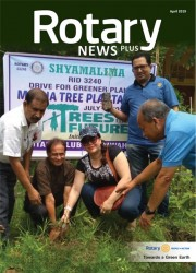Rotary News Plus - April 2019