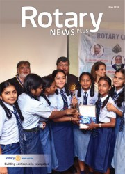 Rotary News Plus - May 2019