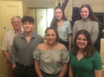 Students all praise for Rotary Youth Service