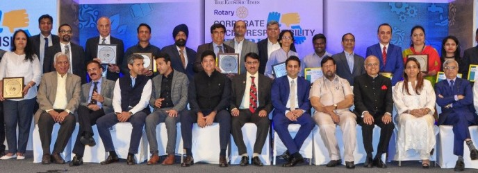 Rotary-CSR Awards in Pune