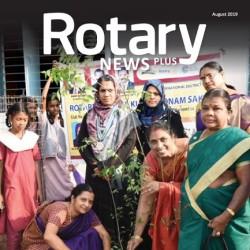Rotary News Plus - August 2019
