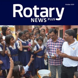 Rotary News Plus - October 2019